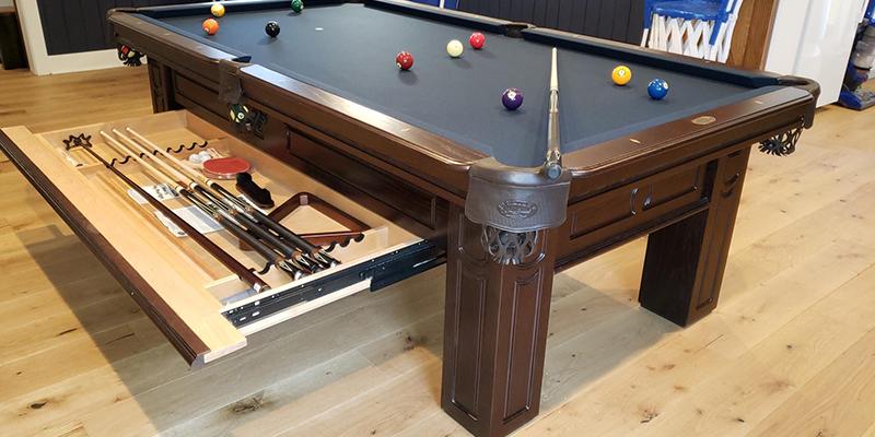 Remington Olhausen Billiards
