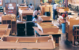 Olhausen Billiards | Pool Table Construction
